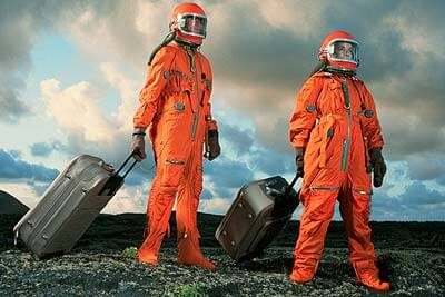 future of space tourists