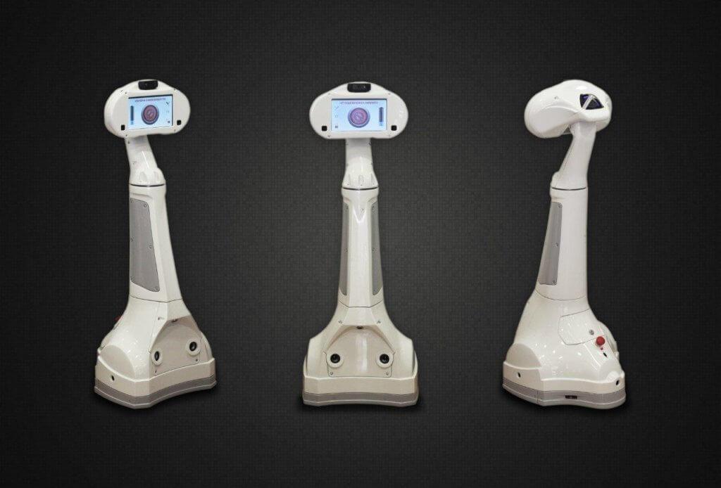 robot teleprisutstviya - transfermen buduschego
