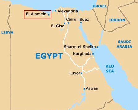 El Alamein Location Guide TourZavod