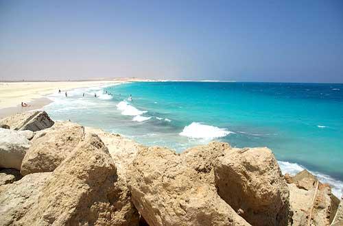 El Alamein - Northern coast of Egypt