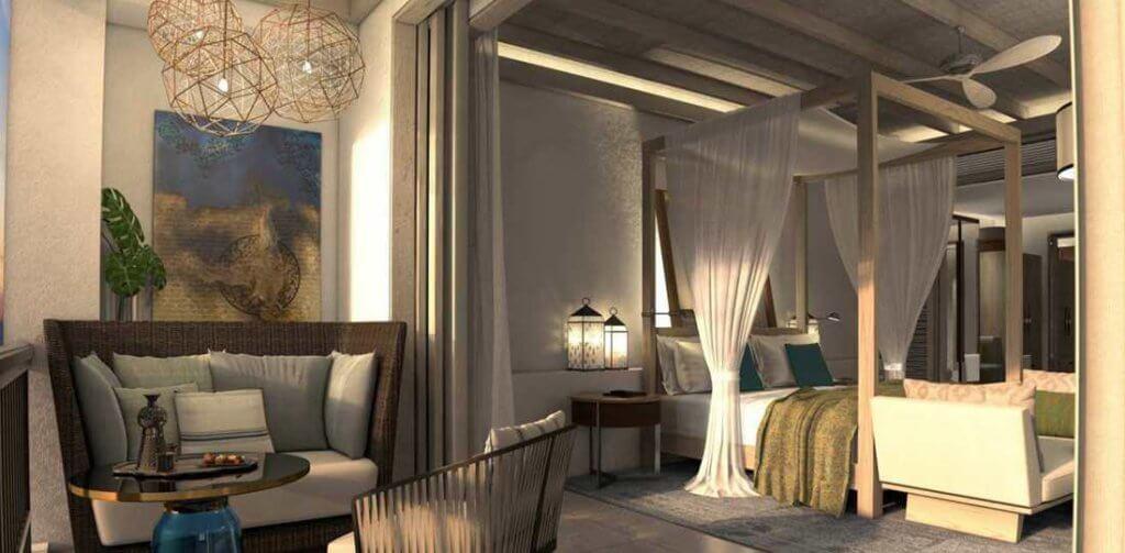 MADINAT JUMEIRAH AL NASEEM Room 6 фото