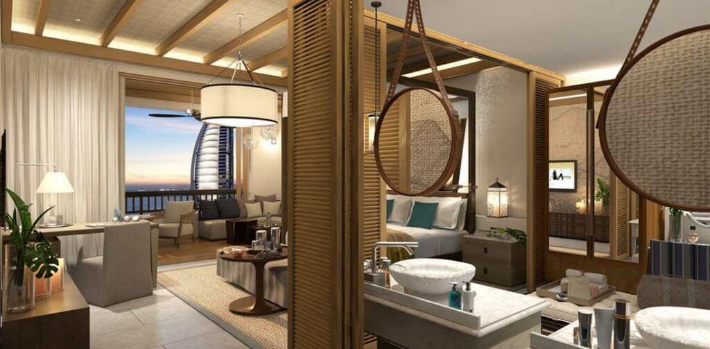 MADINAT JUMEIRAH AL NASEEM Room 7 фото
