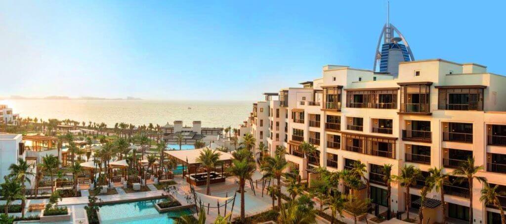 готель Jumeirah Al Naseem