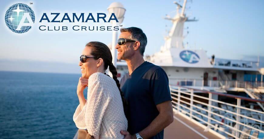 Aktsii ot kruiznoy kompanii Azamara Club Cruises