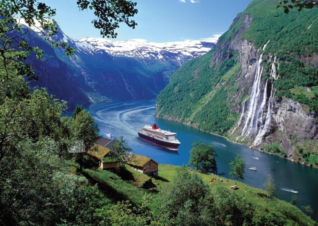 Норвежские фьорды: круизы 2018 MSC CRUISES