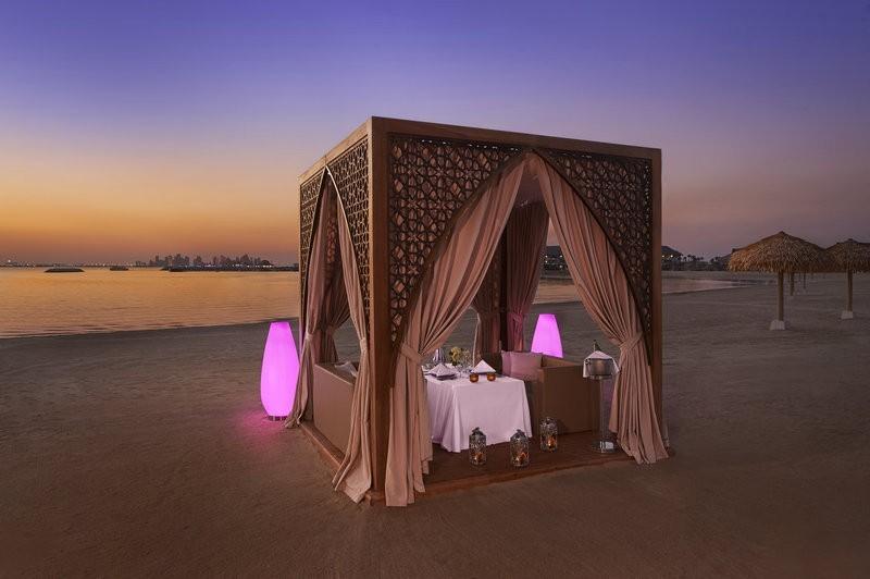 Летние каникулы на острове Banana Island Resort Doha by Anantara