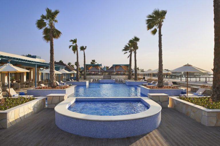 отдых в отеле Banana Island Resort Doha
