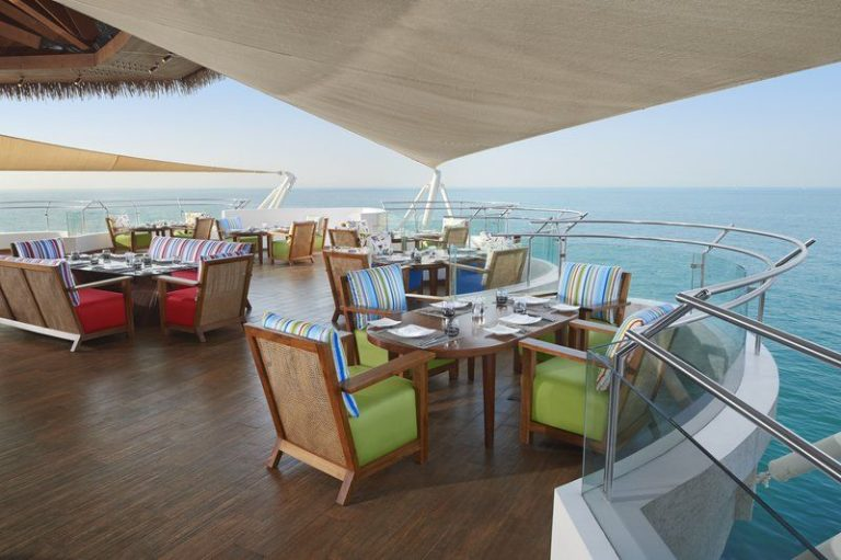 етний отдых в отеле Banana Island Resort Doha 5*