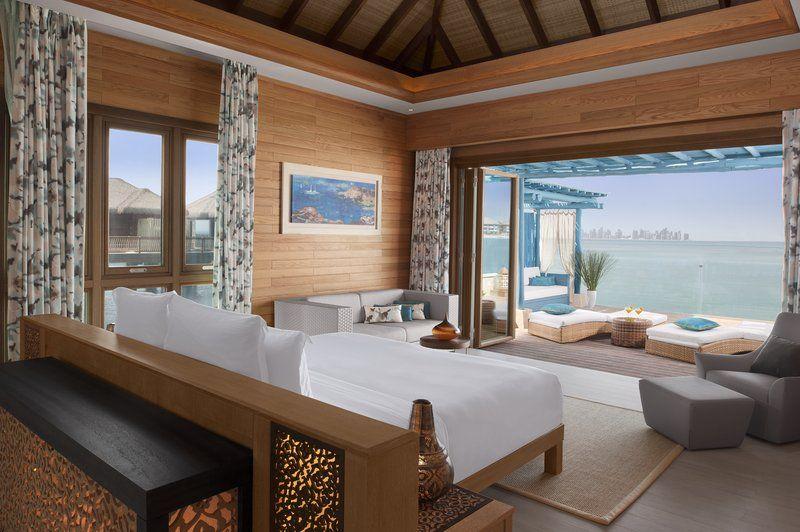 Отдых в отеле Banana Island Resort Doha 5*