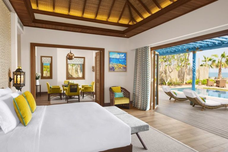 отдых в отеле Banana Island Resort Doha by Anantara Rooms