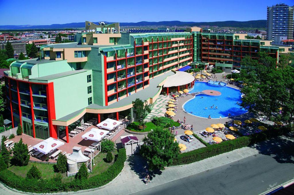 семейный отдых в Болгарии MPM Hotel Kalina Garden