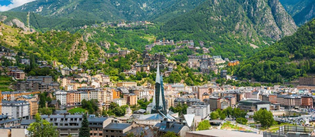 столица Андорры Андорра-ла-Велья