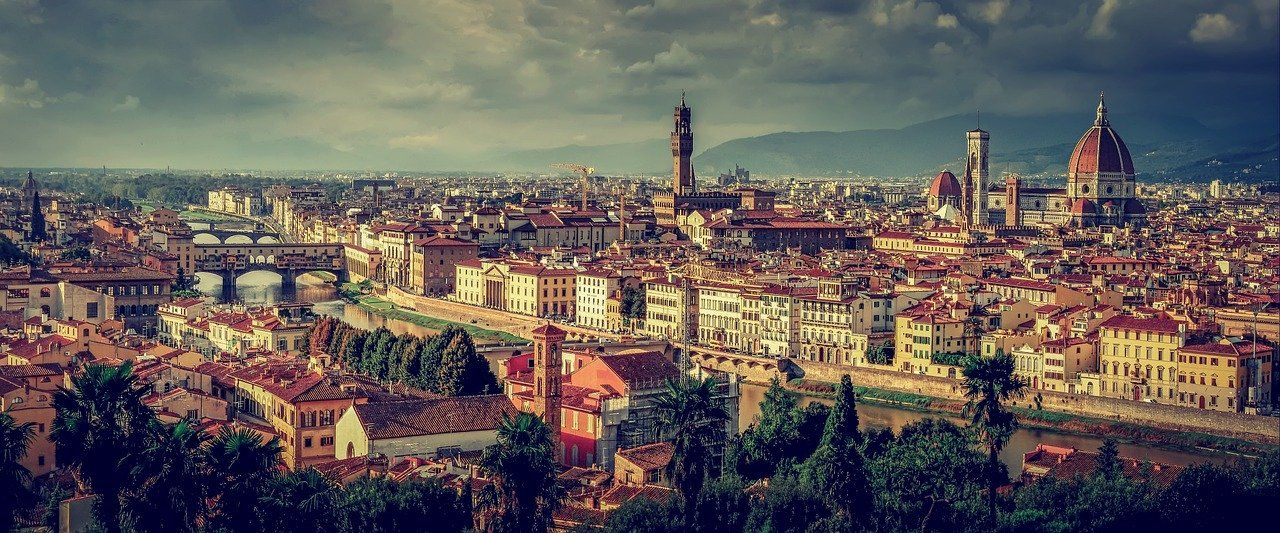 панорама Флорецнции