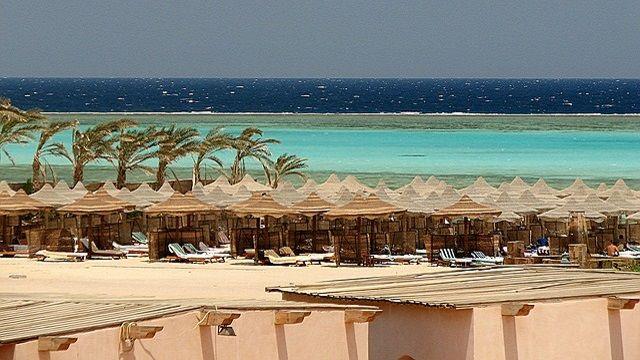 отдых в Египте - Марса Алам