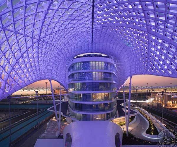 Abu Dhabi Yas Island 5* в Абу-Даби, ОАЭ