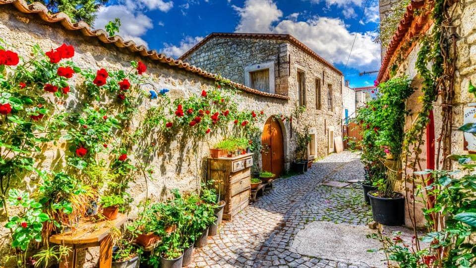 Алачаты - древний город в Турции