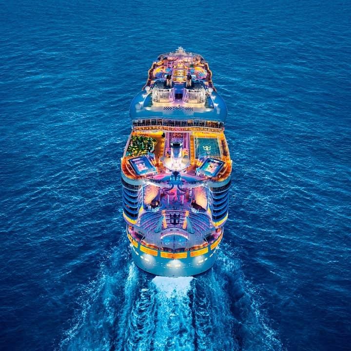 круизы на лайнере Allure of the Seas