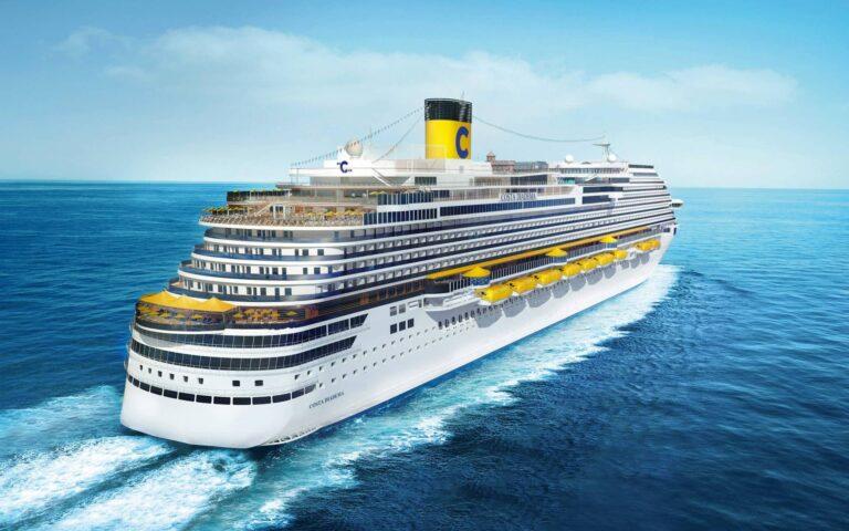 круїзи Costa Cruise
