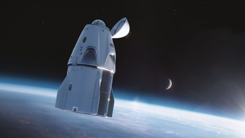 Inspiration 4 - космическая миссия SpaceX