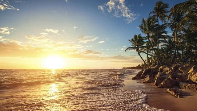 курорт Бока-Чика, Доминиканская Республика