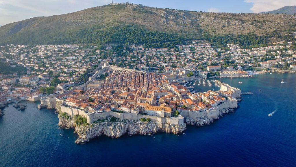 Дубровник в Хорватии