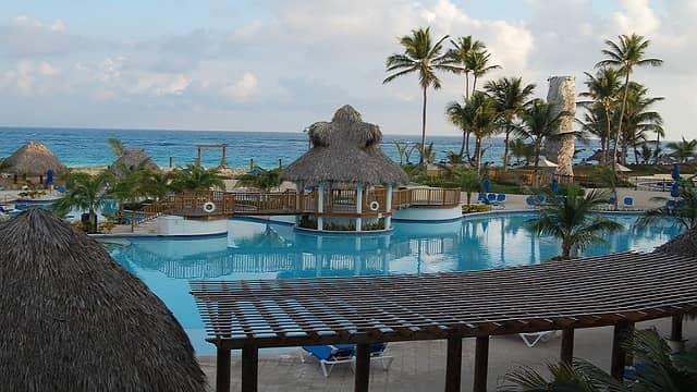 курорт Пунта Кана, Доминиканская Республика