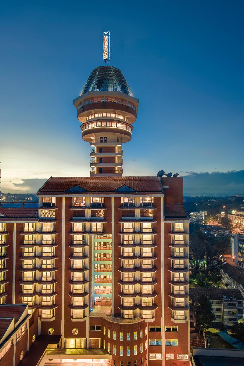 отель Movenpick Hotel & Residences Nairobi