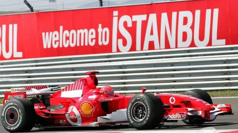 Intercity İstanbul Park Formula-1 2021
